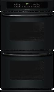 Frigidaire-FFET3025PB-30-034-Black-Double-Electric-Wall-Oven-NIB-28406-HL