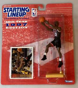 NEW 1997 10TH YEAR EDITION NBA STARTING LINEUP #10 TIM HARDAWAY HEAT FIGURE! a79