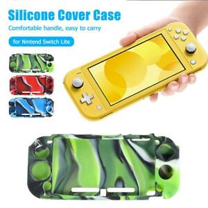 Silicone-Shell-Protective-Case-Non-slip-Grip-Case-Cover-for-Nintendo-Switch-Lite
