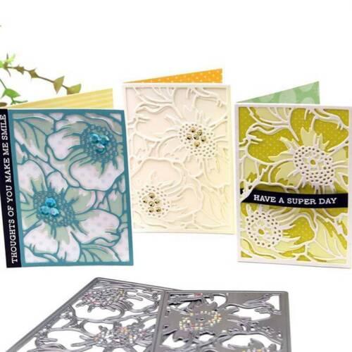 Metal Cutting Dies Embossing Stencils Die Card Paper Crafts Scrapbooking Album//