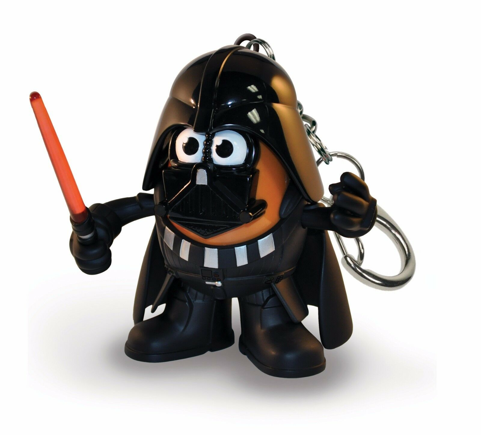Mr Potato Head Head Head Coleccionable Llavero Cadena Pop carácter MARVEL & Star Wars d650d0