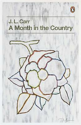1 of 1 - Month In The Country,A (Penguin Decades: 80s)-ExLibrary
