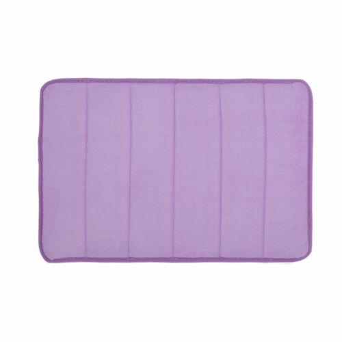 Soft Memory Foam Carpet Bath Bathroom Bedroom Floor Shower Mat Rug Non-slip