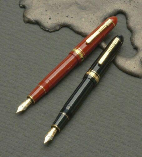 Platinum PRESIDENT Fountain Pen Wine Red UEF Nib PTB-20000P#10-9