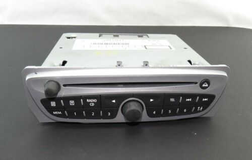 281159389R Renault Megane Scenic Original Blaupunkt Multi-FUNCT Unidad Principal Estéreo