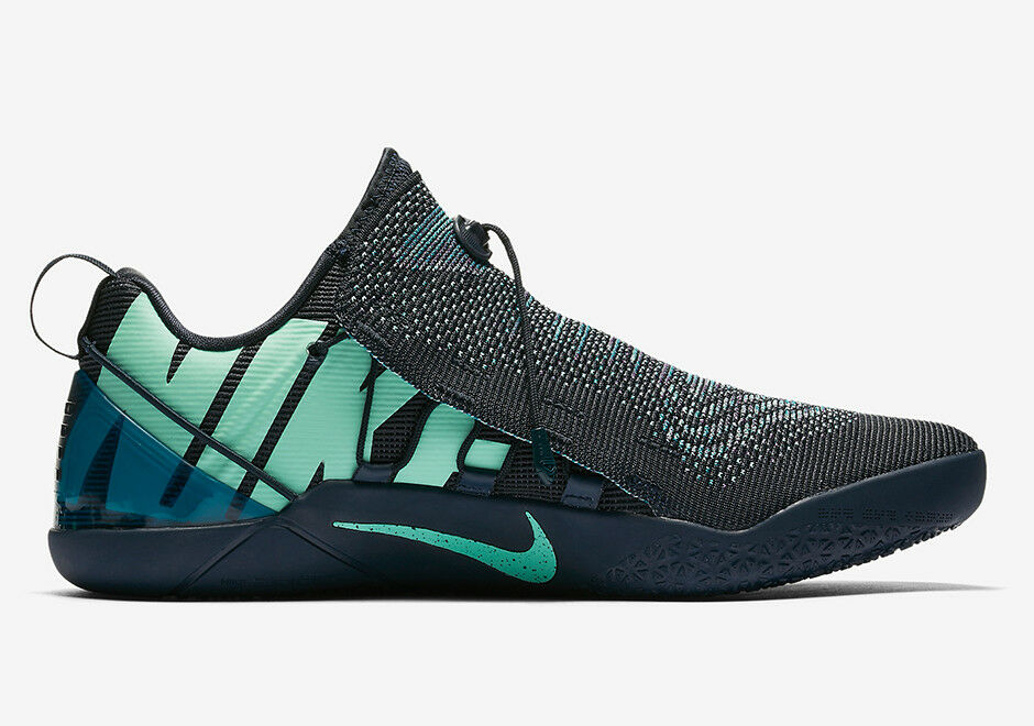 Nike MEN'S KOBE A.D. NXT MAMBACURIAL College Navy Igloo SIZE 14 BRAND NEW