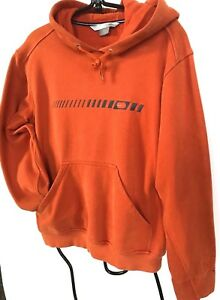 Nike-Pullover-Hoodie-Texas-Orange-S-Chest-42-034-Shoulders-17-034-80-Cotton-Quality
