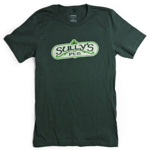 Peoria Bygone Brand Retro Tees Sully/'s Pub T-shirt