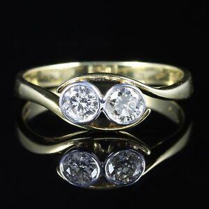 VINTAGE-DIAMOND-TWIST-RING-18CT-GOLD