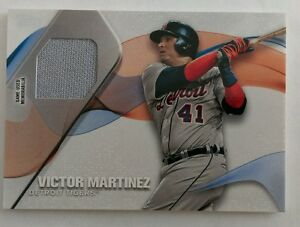 2017-TOPPS-SERIES-ONE-MAJOR-LEAGUE-MATERIAL-JERSEY-RELIC-MLM-VM-VICTOR-MARTINEZ