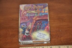 Harry-Potter-Trading-Card-Game-Two-Player-Starter-Set-FACTORY-SEALED