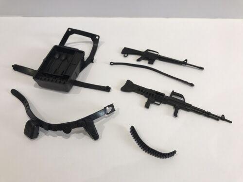 """1983 Boneco Galoob uma equipe Hannibal /""""armas/"""" 100/% Completo Cinto Cobra M-16 6/"""""""