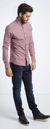 Mish Mash Finnley Red Gingham Shirt £21.99 rrp £50