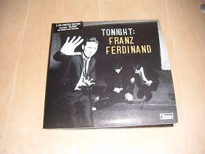 Franz-Ferdinand-Tonight-2-x-CD-Special-Edition-Blood-Tonight-Dub-Versions