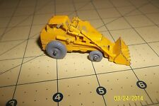 Vintage Matchbox Lesney Weatherill Hydraulic Shovel #24 Grey Wheel