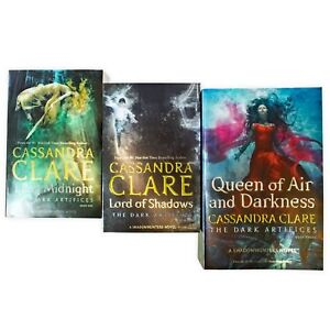 Dark-Artifices-Series-3-Books-Young-Adult-Paperback-Gift-Set-By-Cassandra-Clare