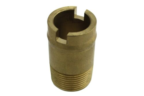 JHB Bronze Threaded Hose Barb replaces Yanmar JH QM 124160-49480