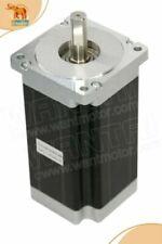 Euampus New Wantai Nema34 Stepper Motor 1487oz In6a4 Wires 85bygh450e 060 120