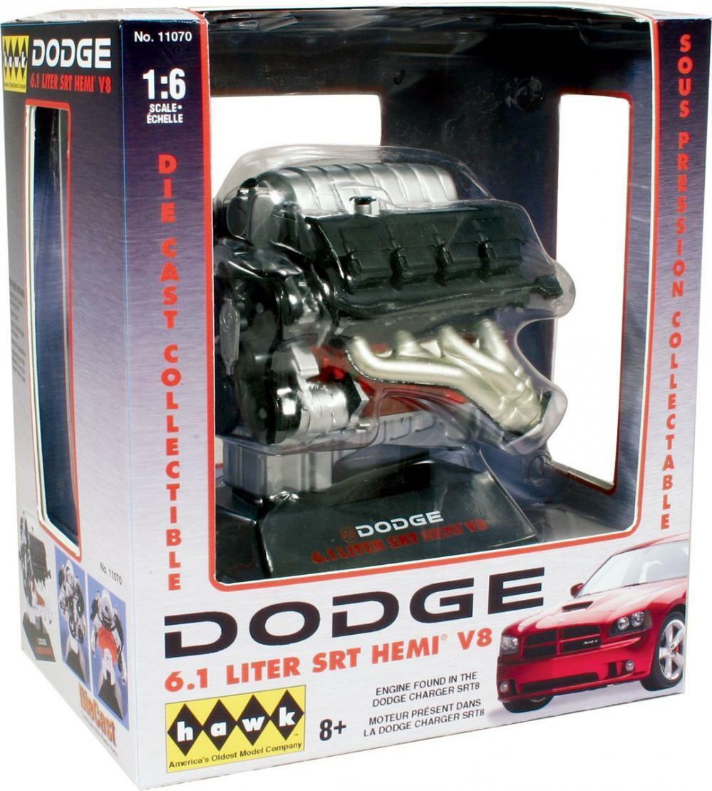 Falk 1  6 skala Dodge Hemi 6.1 liter tärningskast kopia