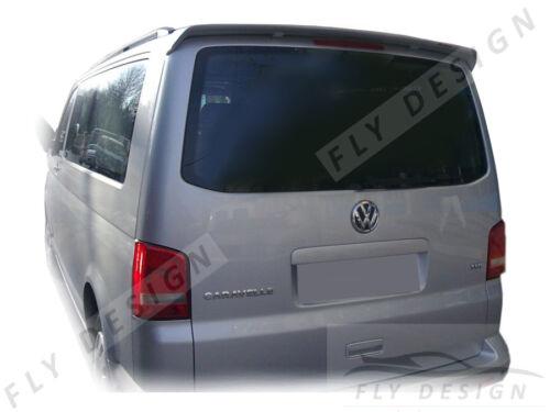 VW t5 v multivan 5 scheibenblende alerón kraftvolle optik extension modifikation