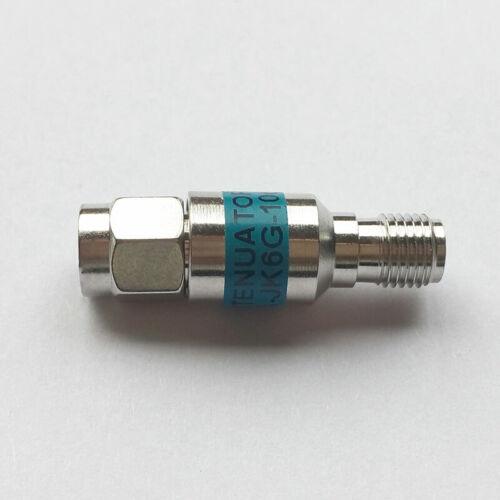 2W 15dB Attenuators Fixed SMA attenuator 15db 2Watt DC-6Ghz