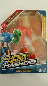 Environ 16 cm Marvel/'s Pyro SUPER HEROS MASHERS Figurine MARVEL Hasbro