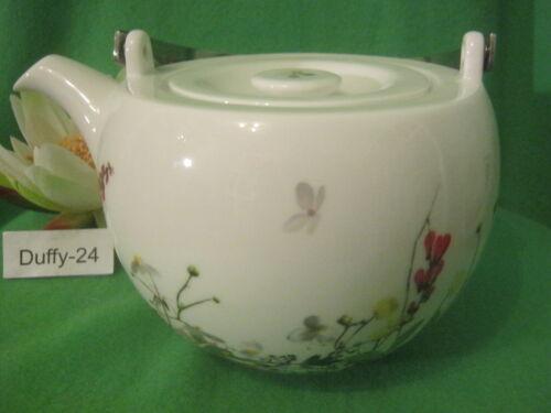 Teekanne  2 tlg Brillance Fleurs Sauvages von Rosenthal