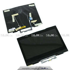 NEW-Dell-Alienware-M11x-R2-R3-11-6-034-HD-Laptop-LCD-Screen-Assembly-BLACK-7V9HX