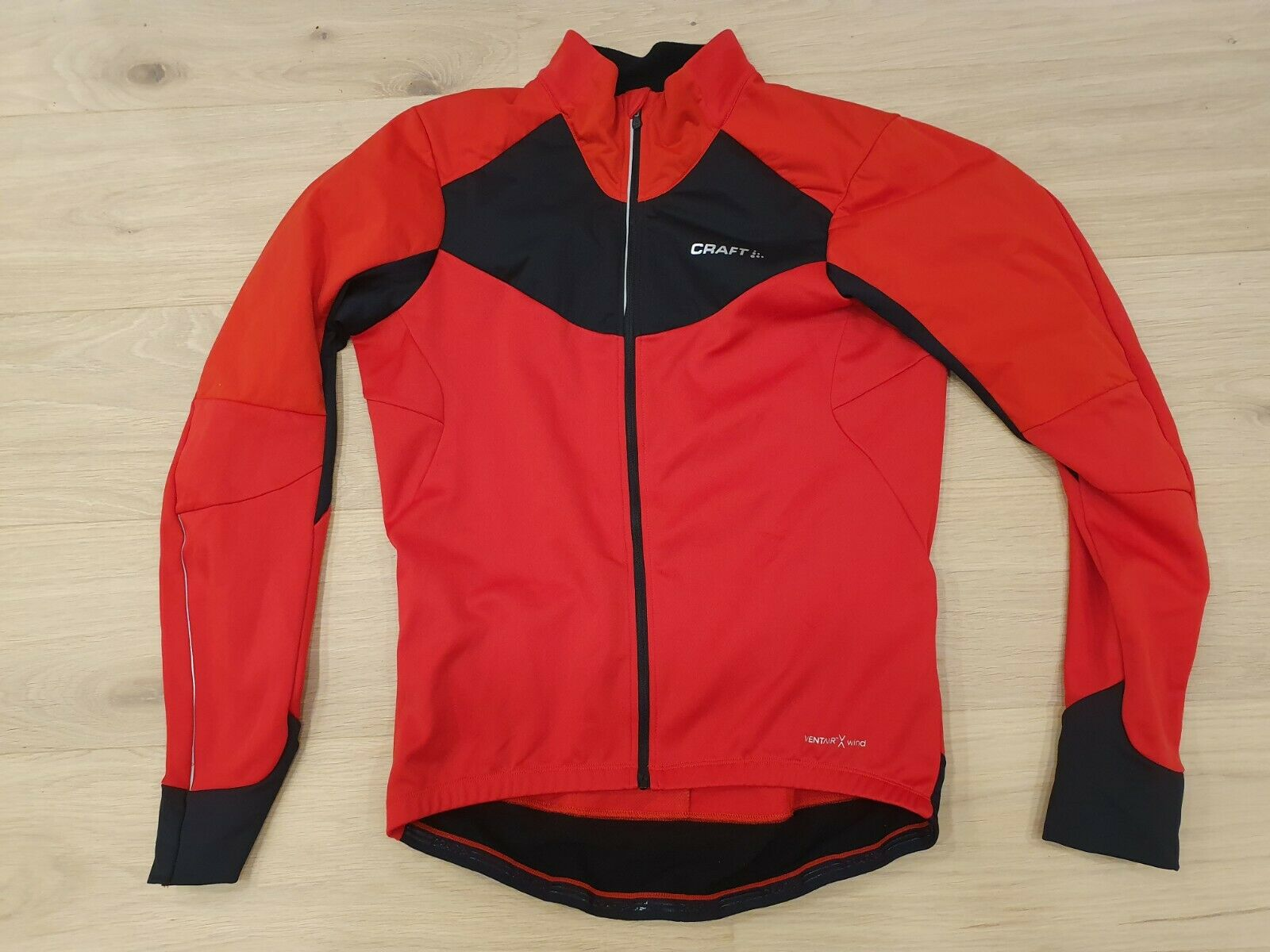 CRAFT Ventair Wind Winter Cycling Jacket M
