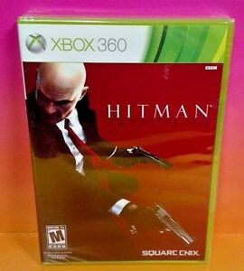 Hitman-Absolution-Microsoft-Xbox-360-BRAND-NEW-X-Y-Factory-Sealed-Rare