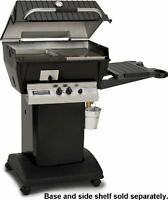 Broilmaster Q3x Qrave Grill Head W/ss Smoker Tray Lp