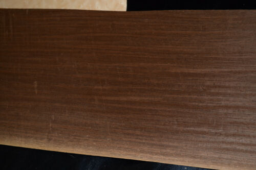 Wenge Raw Wood Veneer Sheets 10 x 46 inches 1//42nd thick               c8708-34