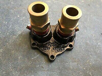 New Mercury Mercruiser Quicksilver Oem Part # 87631  1 Cover Water Pump