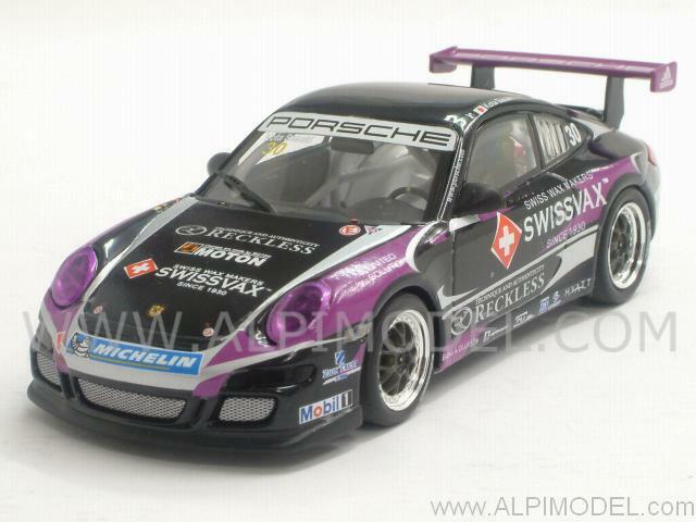 Porsche 911 GT3 Cup Carrera Cup Asia 2007 Kota Sas 1 43 MINICHAMPS 400076430