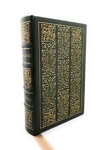 Thoreau-Henry-David-WALDEN-Easton-Press-1st-Edition-1st-Printing-Illustrated