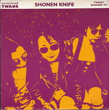 "shonen knife space christmas 7""  uk"