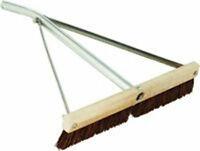 Roof Brush Kit Roof Rake Snow & Leaf Brush Garelick 89600
