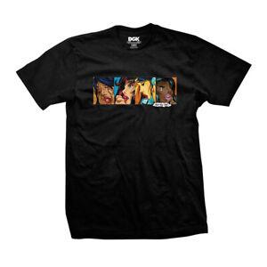 DGK-Dirty-Ghetto-Kids-034-Heartbreakers-034-Short-Sleeve-Tee-Black-Men-039-s-T-Shirt