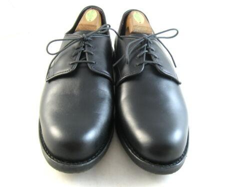 """Allen Edmonds """"LAX DERBY""""  Oxfords 9 D  Black   (1"""