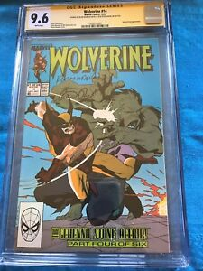 Wolverine-14-Marvel-CGC-SS-9-6-NM-Signed-by-Peter-David-Kevin-Nowlan