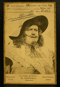 Charles-Martinelli-Actor-Autograph-the-3-Musketeers-as-Porthos-1923