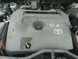 Details about 2008 TOYOTA RAV4 2 2 D4D DIESEL ENGINE BARE 2006-2009  (2AD-FTV)