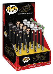 Star-Wars-The-Rise-of-Skywalker-FUNKO-POP-PEN-TOPPERS-4-VARIATIONS