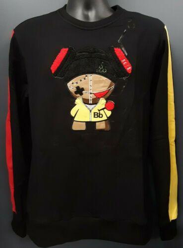 Black Men/'s Black Keys Breaking Bad-Themed Crew Neck Sweater