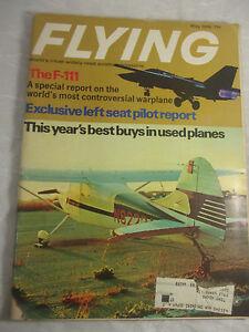 Flying-Aviation-Magazine-May-1969-F-111-Used-Plane-tips