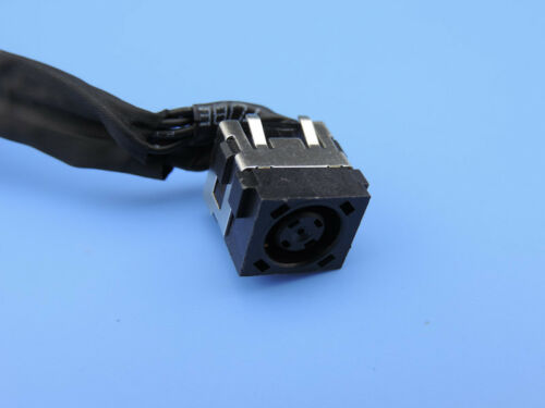 DC POWER JACK Charging Port Cable Harness for Dell Alienware Aw17r3-375 Socket