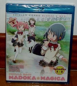 PUELLA-MAGI-MADOKA-MAGICA-VOLUMEN-2-CAP-5-8-BLU-RAY-DVD-PRECINTADO-SIN-ABRIR
