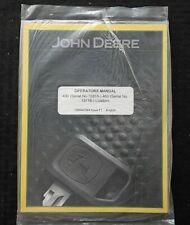 John Deere 970 1070 4300 4400 4500 4600 Tractor 430 Amp 460 Loader Operator Manual