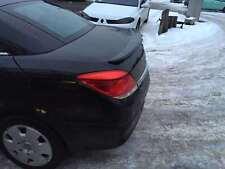 Opel Vauxhall Astra H Twin Top Twintop rear Spoiler lip door tailgate trunk gtc