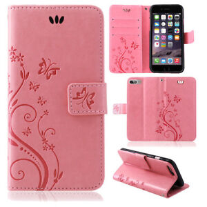 Iphone-Apple-7-Plus-8-Funda-Libro-Plegable-para-Movil